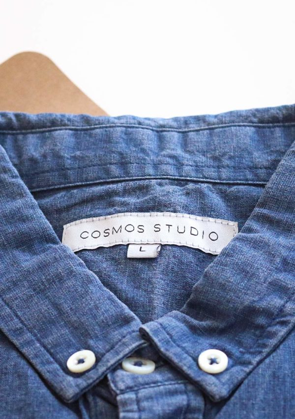 """Cosmos Presents; """"The Most Sustainable Shirt In The World"""""""